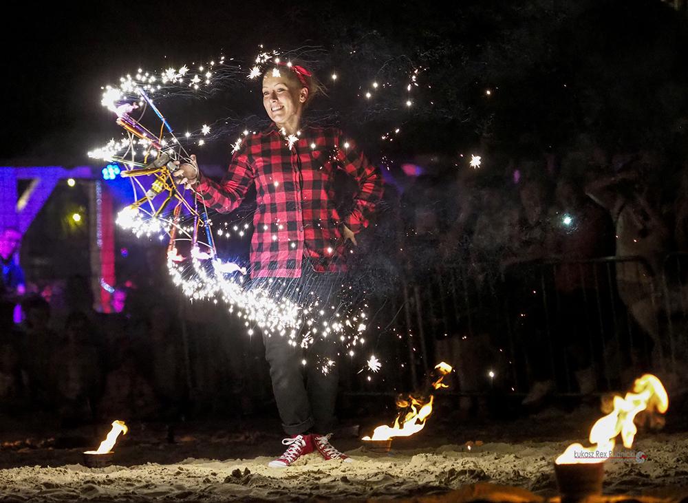 Festiwal Ognia w Łodzi